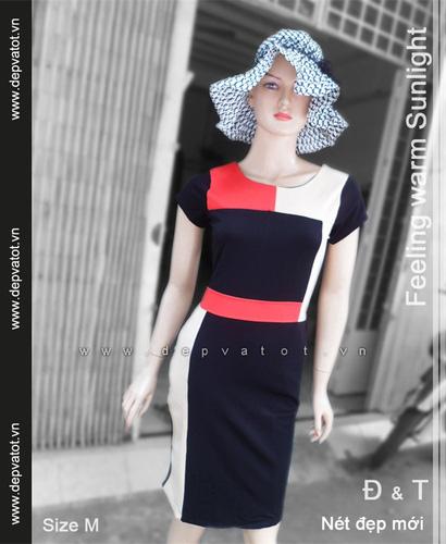 Đầm công sở Đẹp và Tốt: Chuyên sĩ lẻ đầm công sở phong cách hàn quốc. Mẫu đẹp, vải tốt, giá 290k Ảnh số 28212390