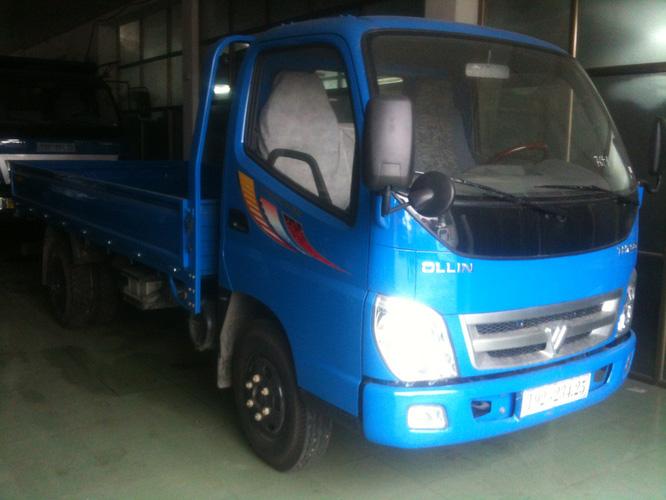 Ô tô tải THACO KIA Hải Phòng, KIA, HYUNDAI, Forland, Ollin, Auman Trường Hải tại Hải Phòng từ 500kg đến 19 tấn Ảnh số 28290733