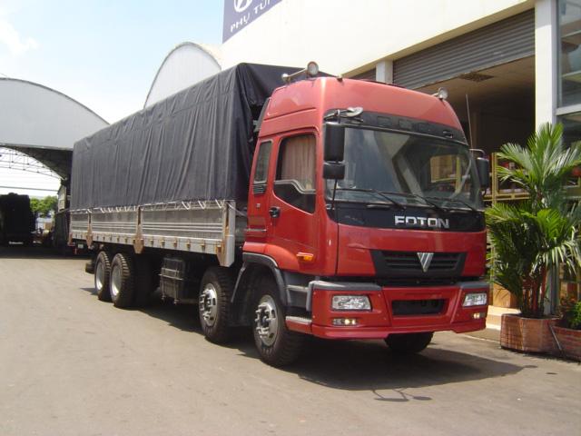 Ô tô tải THACO KIA Hải Phòng, KIA, HYUNDAI, Forland, Ollin, Auman Trường Hải tại Hải Phòng từ 500kg đến 19 tấn Ảnh số 28290864