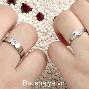 Nhẫn đôi Shaiya Đặc sản Hà Thành quà tặng ý nghĩa cho ngày yêu thương Ảnh số 28472549