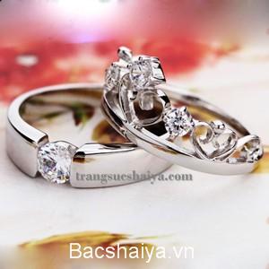Nhẫn đôi Shaiya Đặc sản Hà Thành quà tặng ý nghĩa cho ngày yêu thương Ảnh số 28472776
