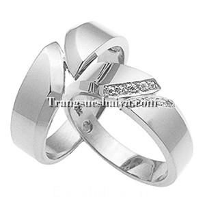 Nhẫn đôi Shaiya Đặc sản Hà Thành quà tặng ý nghĩa cho ngày yêu thương Ảnh số 28594403