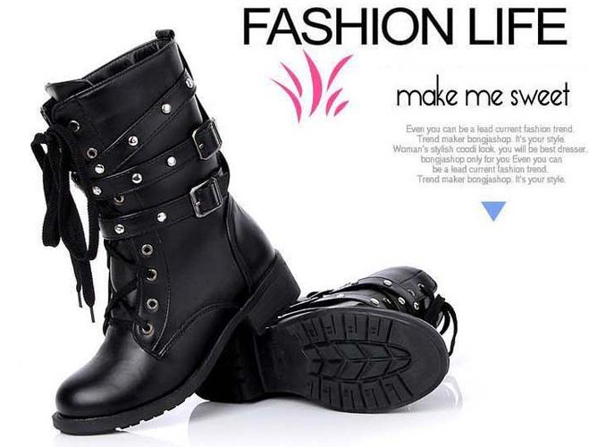 Giày boot nữ 2013 đẹp, rẻ, thời trang, cá tính Bộ sưu tập Boot giá rẻ nhất hiện nay Houseshopping Ảnh số 28647756