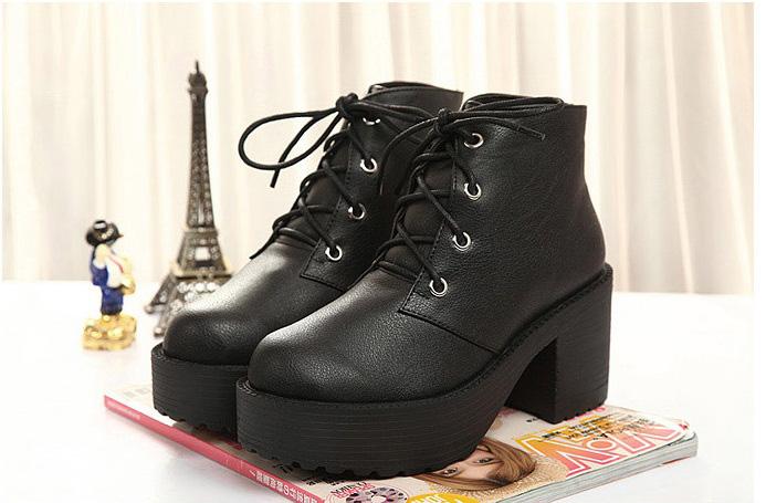 Giày boot nữ 2013 đẹp, rẻ, thời trang, cá tính Bộ sưu tập Boot giá rẻ nhất hiện nay Houseshopping Ảnh số 28792398