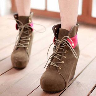 Giày boot nữ 2013 đẹp, rẻ, thời trang, cá tính Bộ sưu tập Boot giá rẻ nhất hiện nay Houseshopping Ảnh số 28792467