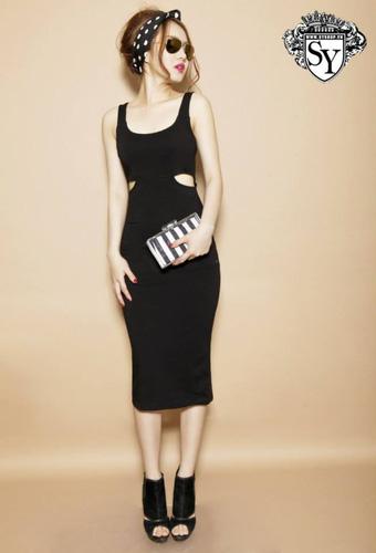 Chuyên váy thun dài, khoét lưng, ôm, xẻ tà các kiểu Sỉ lẻ Ảnh số 28959388