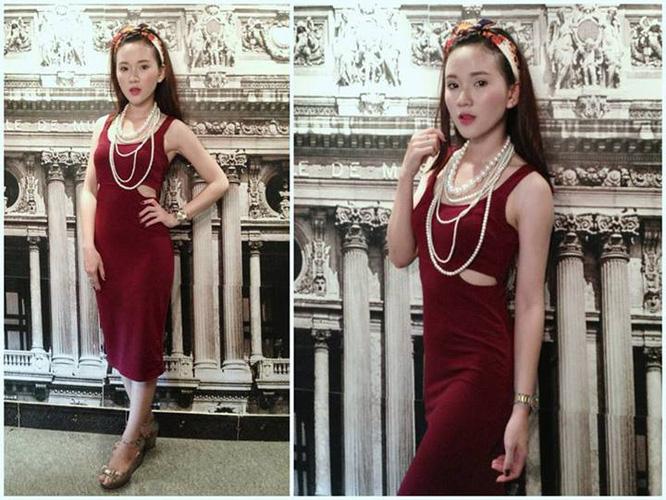 Chuyên váy thun dài, khoét lưng, ôm, xẻ tà các kiểu Sỉ lẻ Ảnh số 28960074