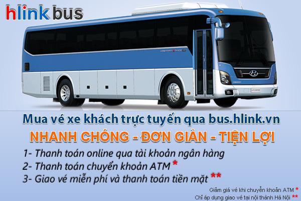 Vé xe khách giường nằm Hà Nội đi Lào Cai Sapa Điện Biên Móng Cái Huế Hội An Đà Nẵng ViêngChăn tại HLINKBUS Ảnh số 29133351