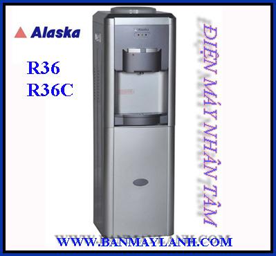 Máy nước uống nóng lạnh ALASKA giá rẻ 2014 mẫu mã sang trọng tiện dụng Ảnh số 29193024