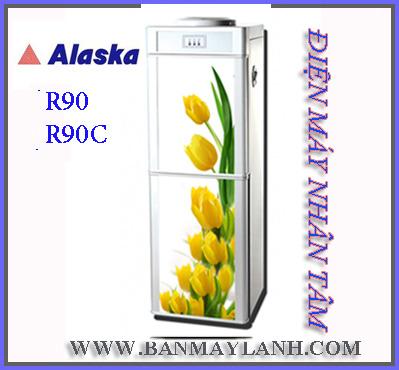 Máy nước uống nóng lạnh ALASKA giá rẻ 2014 mẫu mã sang trọng tiện dụng Ảnh số 29193165
