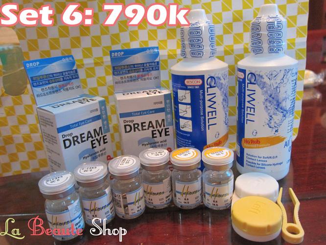 Lens Hàn Quốc giá RẺ NHẤT HÀ NỘI, mua ngay để sở hữu đôi mắt búp bê. Ảnh số 29188195