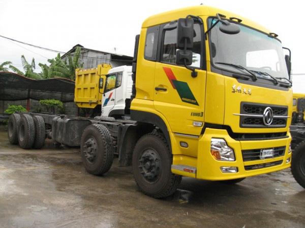 Đại lý bán xe tải Dongfeng 9 tấn 13 tấn 13,5 tấn 17,5 tấn 15 tấn 18 tấn 17,8 tấn 3 chân, 4 chân B190, B210, C230, C260 Ảnh số 29245565