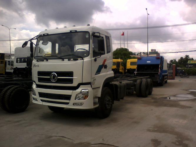 Đại lý bán xe tải Dongfeng 9 tấn 13 tấn 13,5 tấn 17,5 tấn 15 tấn 18 tấn 17,8 tấn 3 chân, 4 chân B190, B210, C230, C260 Ảnh số 29245607