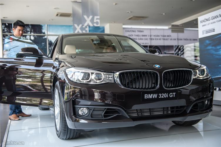Thông tin Giá, Hình Ảnh Và Thông Số Kĩ Thuật Xe BMW 320i GT Mới Của Euro Auto Vừa Ra Mắt Tại Việt Nam Ảnh số 29288085