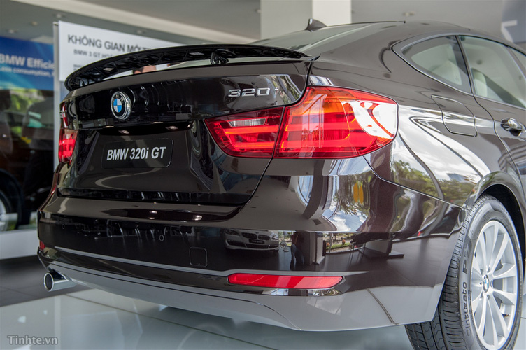 Thông tin Giá, Hình Ảnh Và Thông Số Kĩ Thuật Xe BMW 320i GT Mới Của Euro Auto Vừa Ra Mắt Tại Việt Nam Ảnh số 29288093