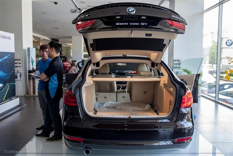 Thông tin Giá, Hình Ảnh Và Thông Số Kĩ Thuật Xe BMW 320i GT Mới Của Euro Auto Vừa Ra Mắt Tại Việt Nam Ảnh số 29288109