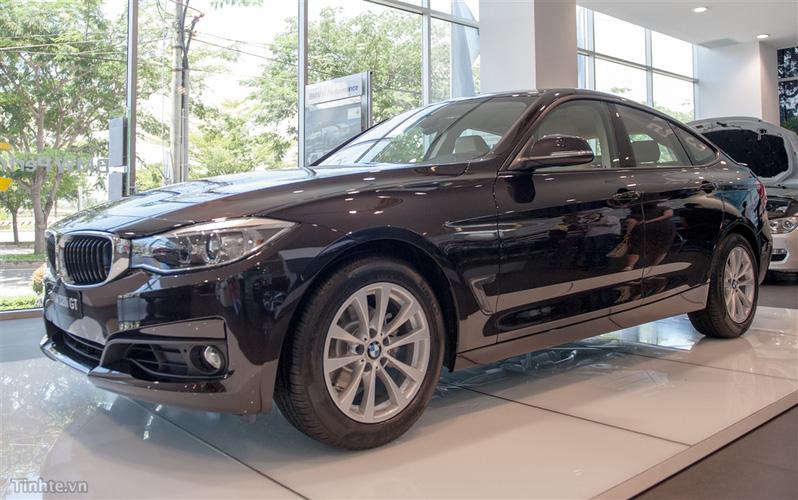 Thông tin Giá, Hình Ảnh Và Thông Số Kĩ Thuật Xe BMW 320i GT Mới Của Euro Auto Vừa Ra Mắt Tại Việt Nam Ảnh số 29288116