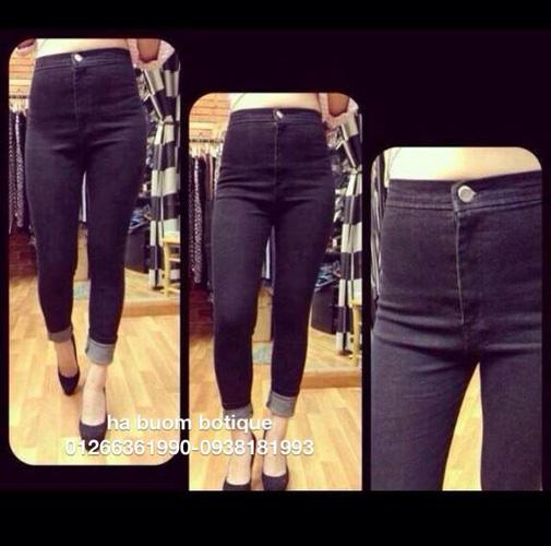 Jeans Vnxk ,Jeans rách , cạp đúc , cạp cao , skinny jeans với mẫu mã đẹp và chất lượng hợp lý.đồng giá 270.000đ Ảnh số 29462716