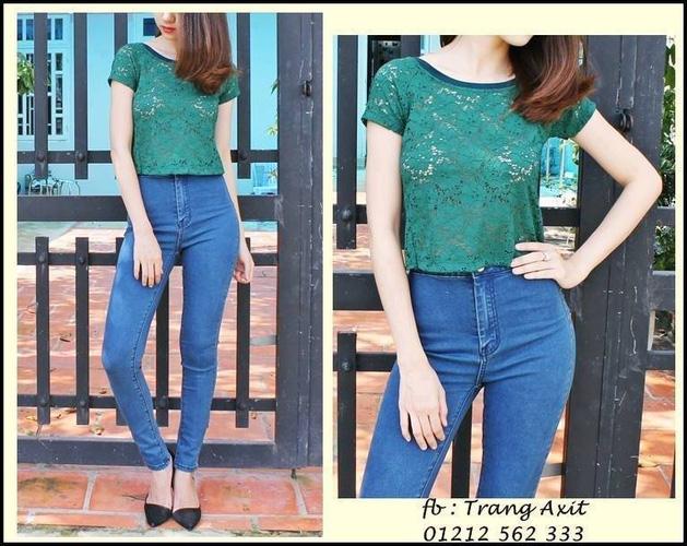 Jeans Vnxk ,Jeans rách , cạp đúc , cạp cao , skinny jeans với mẫu mã đẹp và chất lượng hợp lý.đồng giá 270.000đ Ảnh số 29462752