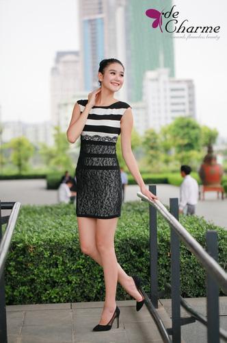 Rất nhiều những mẫu áo dạ, mẫu đầm, áo vest,....hàng Việt Nam kiểu dáng độc đáo, thời trang nhất năm 2013 Ảnh số 29483905