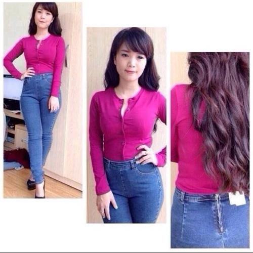 Jeans Vnxk ,Jeans rách , cạp đúc , cạp cao , skinny jeans với mẫu mã đẹp và chất lượng hợp lý.đồng giá 270.000đ Ảnh số 30037021