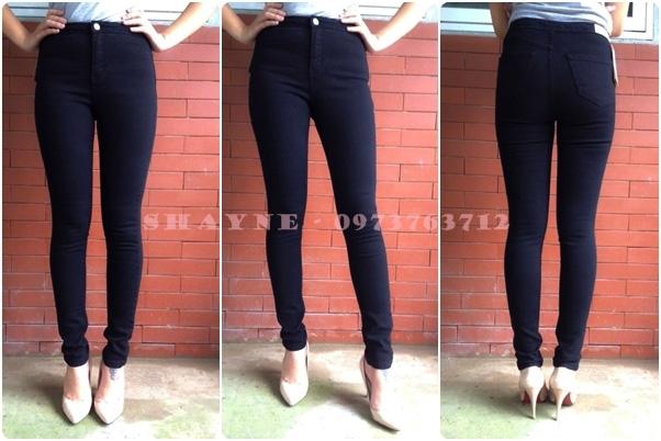 Jeans Vnxk ,Jeans rách , cạp đúc , cạp cao , skinny jeans với mẫu mã đẹp và chất lượng hợp lý.đồng giá 270.000đ Ảnh số 30037026