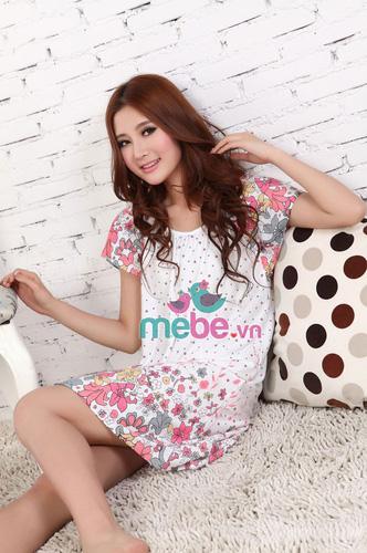 SHOP MEBE.VN Chuyên các mặt hàng thời trang như đầm bầu, váy bầu, váy bầu kết hợp cho con bú với giá sốc giảm tới 65% Ảnh số 30052370