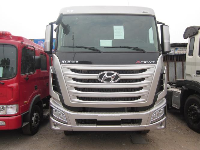 Hyundai XCIENT, Phong cách hoàn toàn mới, Chất lượng mới. Ảnh số 30087330