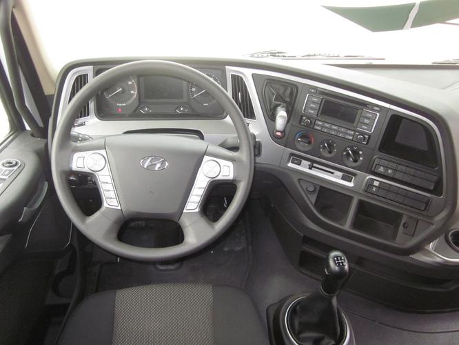 Hyundai XCIENT, Phong cách hoàn toàn mới, Chất lượng mới. Ảnh số 30087503