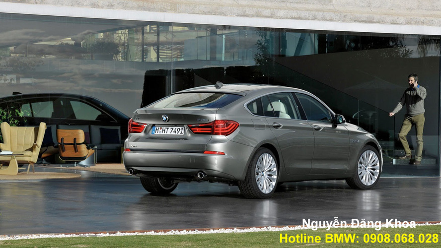 Giá xe BMW 2015: bán BMW 528i GT 2015, BMW 528i Gran Turismo 2015 giá chính hãng Euro Auto tốt nhất miền Nam Ảnh số 30188685