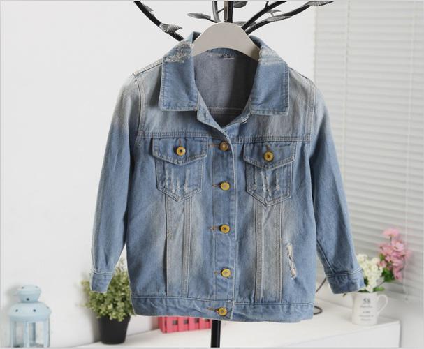 Áo khoác jean nữ, sơ mi jean nữ form đẹp, giá rẻ Ảnh số 30335703