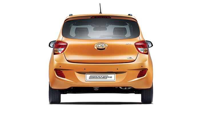 Hyundai Grand i10 2014 bản thường, bản full option, màu trắng, bạc, vàng cam, đỏ, giá tốt..... Ảnh số 30346274