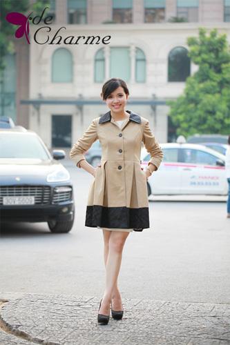 Rất nhiều những mẫu áo dạ, mẫu đầm, áo vest,....hàng Việt Nam kiểu dáng độc đáo, thời trang nhất năm 2013 Ảnh số 30409788