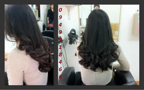 Nối tóc tại nhà.Nối tóc hiện đại nhất FIBERGLASS.ko xài hóa chất.Tặng 100% Dịch vụ Uốn,ép,nhuộm khi nối. Ảnh số 30459906