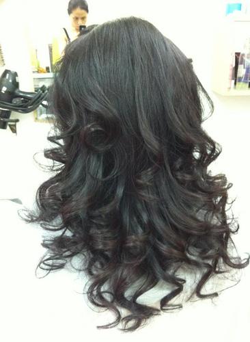 Nối tóc tại nhà.Nối tóc hiện đại nhất FIBERGLASS.ko xài hóa chất.Tặng 100% Dịch vụ Uốn,ép,nhuộm khi nối. Ảnh số 30459931