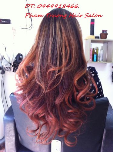 Nối tóc tại nhà.Nối tóc hiện đại nhất FIBERGLASS.ko xài hóa chất.Tặng 100% Dịch vụ Uốn,ép,nhuộm khi nối. Ảnh số 30460226