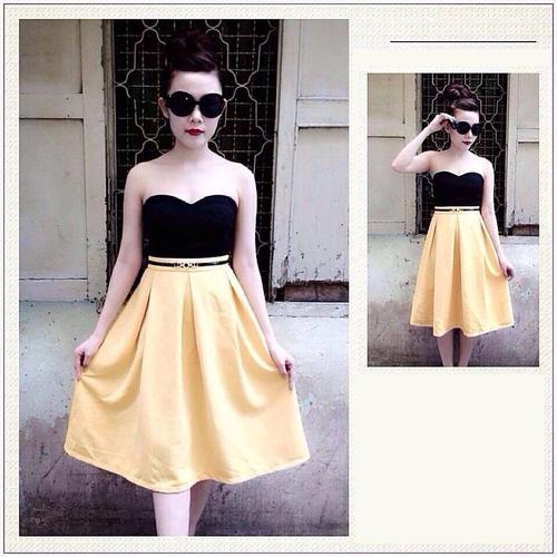 Đầm dạo phố, dự tiệc, đầm hotgirl cập nhật mới nhất. Mới mỗi ngày. Hãy Đẹp Theo Cách Của Bạn. MH Fashion........ Ảnh số 30472935