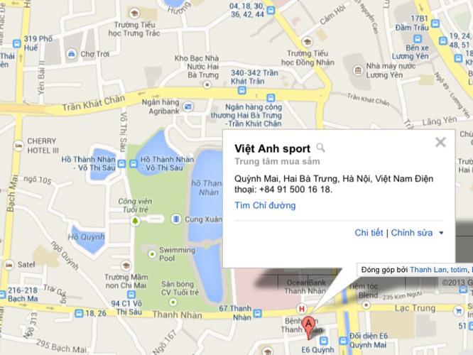 Việt Anh Sport: Hàng Hè 2014 Quần áo Nike Adidas Puma Kappa Reebok chính hãng Originals Vietnam, Cambodia... Ảnh số 30484568