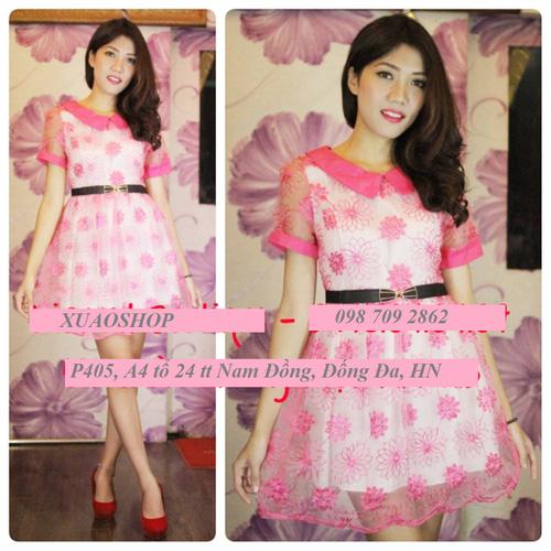 Topic 1: Xinh Lung Linh với cực nhìu Style Váy, Chân Váy, Maxi, Sơ mi, Jean, Pull. Ảnh số 30500461