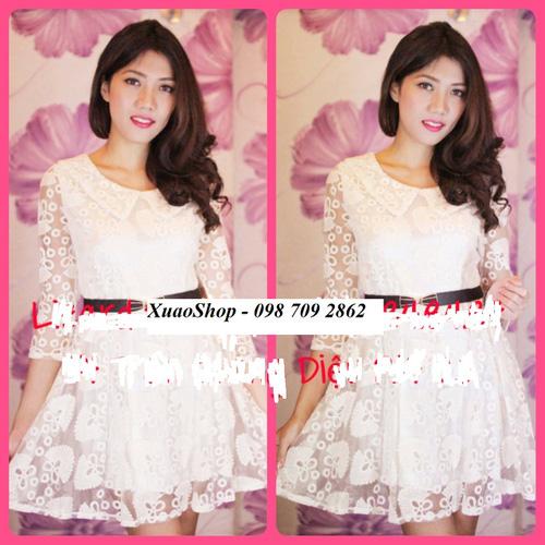 Topic 1: Xinh Lung Linh với cực nhìu Style Váy, Chân Váy, Maxi, Sơ mi, Jean, Pull. Ảnh số 30500473