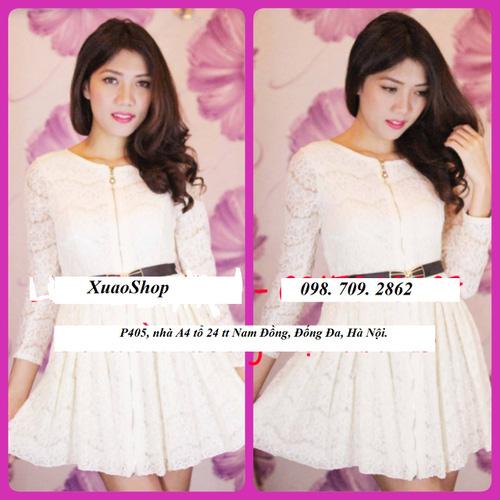 Topic 1: Xinh Lung Linh với cực nhìu Style Váy, Chân Váy, Maxi, Sơ mi, Jean, Pull. Ảnh số 30500901