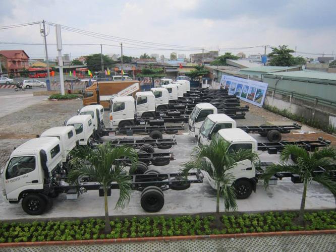 HINO 9T4. Bán xe tải hino 9.4 Tấn / FG8JPSB / 9,4 Tấn / 9T4 / 9.4T Thùng Siêu Dài 8.7M Thùng Bạt, Mui Kín, Đông Lạnh Ảnh số 30549897