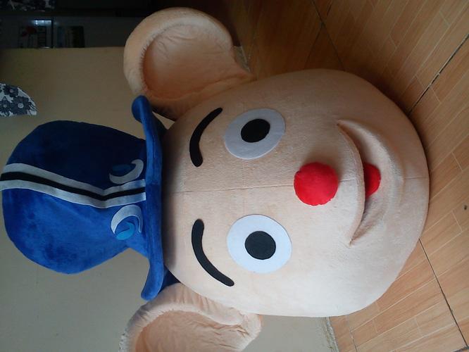Cho thuê trang phục thú bông. trang phục hoạt hình, hóa trang, mascot, linh vật biểu diễn, linh vật mascot worldcup 2014 Ảnh số 30593796