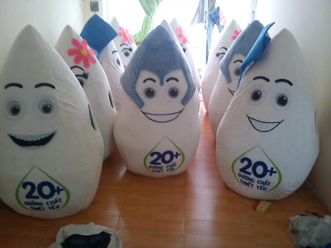 Cho thuê trang phục thú bông. trang phục hoạt hình, hóa trang, mascot, linh vật biểu diễn, linh vật mascot worldcup 2014 Ảnh số 30593805