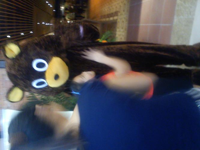 Cho thuê trang phục thú bông. trang phục hoạt hình, hóa trang, mascot, linh vật biểu diễn, linh vật mascot worldcup 2014 Ảnh số 30593826