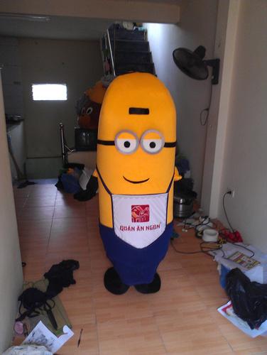 Cho thuê trang phục thú bông. trang phục hoạt hình, hóa trang, mascot, linh vật biểu diễn, linh vật mascot worldcup 2014 Ảnh số 30593857