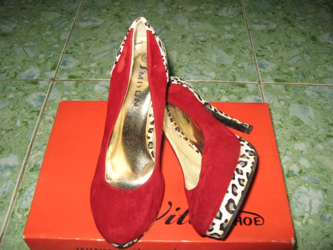 Thanh lý giày cao gót Ảnh số 30755673