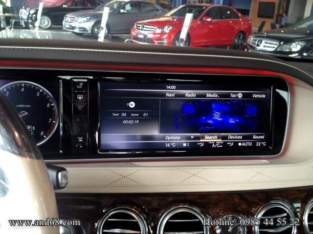 Bán Mercedes S500, Mercedes S500 2014, Mercedes S400 hàng lắp ráp trong nước, Giá cả cạnh tranh nhất, LH: 0913 33 22 55 Ảnh số 30869256