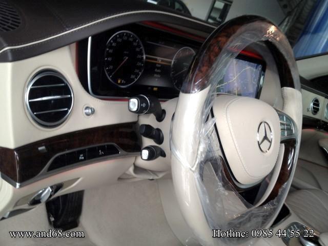 Bán Mercedes S500, Mercedes S500 2015, Mercedes S400 hàng lắp ráp trong nước, Giá cả cạnh tranh nhất, LH: 0913 33 22 55 Ảnh số 30869268