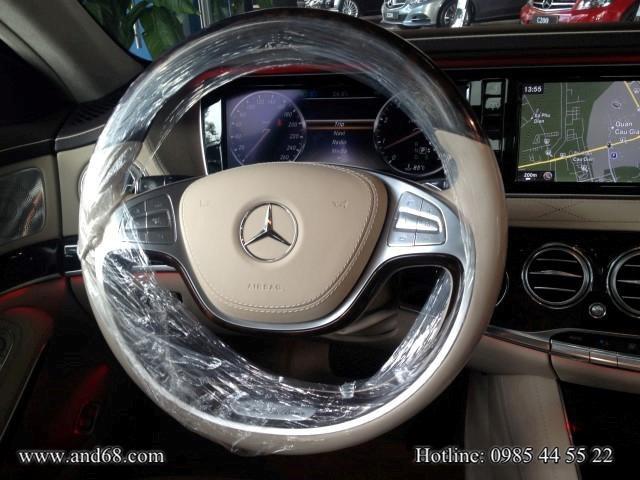 Bán Mercedes S500, Mercedes S500 2015, Mercedes S400 hàng lắp ráp trong nước, Giá cả cạnh tranh nhất, LH: 0913 33 22 55 Ảnh số 30869273